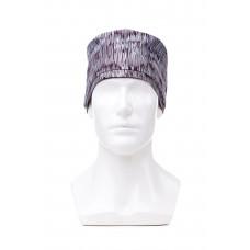 Медицинская шапочка с рисунком для длинных волос Shading