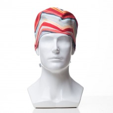 Медицинская шапочка с рисунком для коротких волос Woe