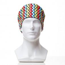 Медицинская шапочка с рисунком для коротких волос Zipper