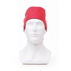 Медицинская шапочка с рисунком для коротких волос Asterisks 255