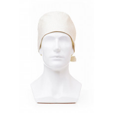 Медицинская шапочка с рисунком для коротких волос Sprig