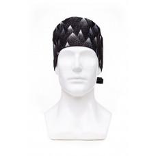 Медицинская шапочка с рисунком для коротких волос Snowy wood