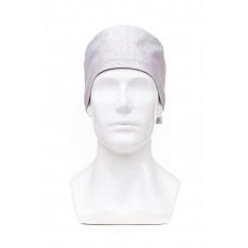 Медицинская шапочка с рисунком для коротких волос Flax