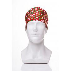 Медицинская шапочка с рисунком для коротких волос Agaric