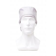 Медицинская шапочка с рисунком для длинных волос Flax