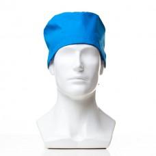 Медицинская шапочка однотонная для коротких волос CLASSIC SHORT ТИСИ 106 грамм/м2 35ХЛ/65ПЭ